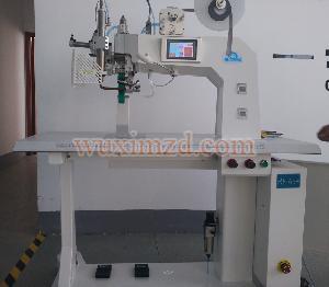 A6+ hot air seam sealing machine for jackets