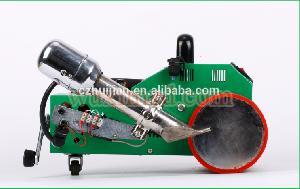 banner making machine hor air welder