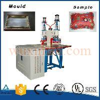 Double heads high frequency welding machine for pvc