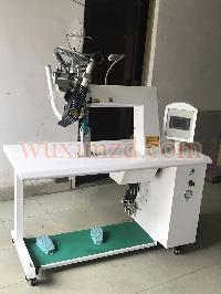 Factory supply pvc coated fabric inflatable welding machine