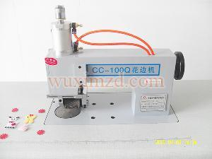 lace cutting machine