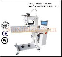 Multifunction adhesive undergarment pressing machine