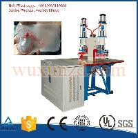 New type double head high frequency plastic welder machine