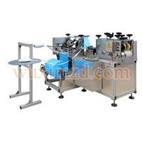 PE Shoe Cover Making Machine