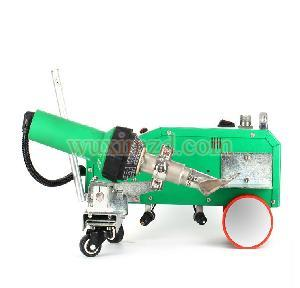 PVC cloth welding machine Hot air seam sealing machine
