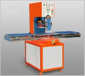 PVC embossing welding machine