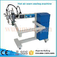 Pvc hot air welder / Hot Air Seam Sealing Machine For Seal Seams Tape Waterproof