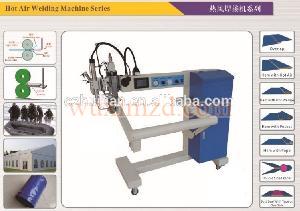 semi-automatic seam sealing machine
