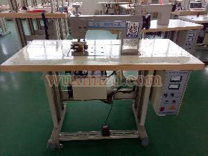 semi automatic ultrasonic lace machine