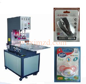 Single Head High Frequency Welding Machine For Packing Pvc Products