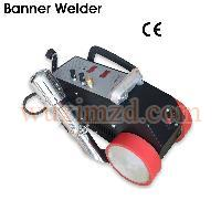 Trade Assured Portable tarpaulin PVC banner hot air welding machine