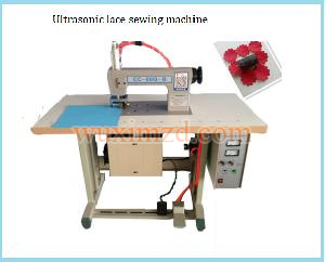 ultrasonic lace machine for lace sewing