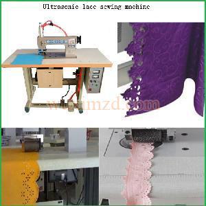 ultrasonic lace sewing machine huijian ch-60s