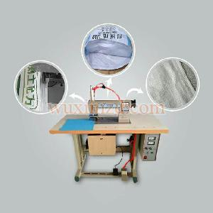 ultrasonic lace sewing machine with best quality 60s