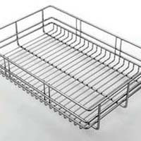 Stainless Steel Drawer Basket
