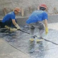 Membrane Sheet Waterproofing