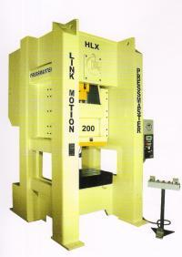 H Frame Press Machine