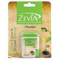 Brown Stevia Tablets