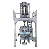 Dry fruit pouch packing machine