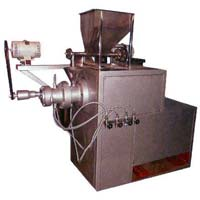 Corn Grits Extruder Machine
