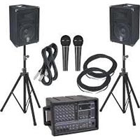 Speaker Rental Services