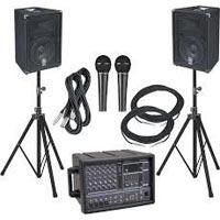 Speaker Rental Services