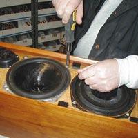 Speaker Repairing Services