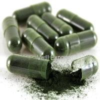 Organic Spirulina Capsule