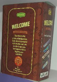 Welcome Incense Sticks