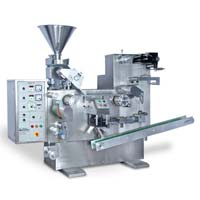 Blister Strip Tablet Packing Machine