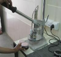 Manul Heat Sealing Machine