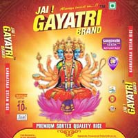 Jai Gayatri Brand Sona Steam Rice