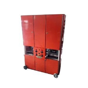 Fully Automatic Double Die Paper Plate Thali Machine