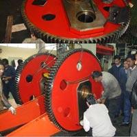 Hydraulic Fine Blank Press Machine Repairing