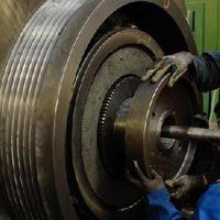 Hydraulic Press Brake Machine Repairing