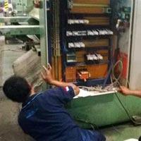 Hydraulic Shearing Machine Repairing