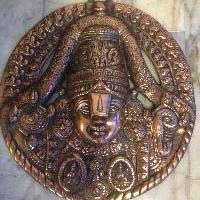 Gunmetal Balaji Wall Hangings