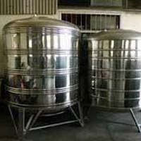 Normal Stainless Steel Water Storage Tank