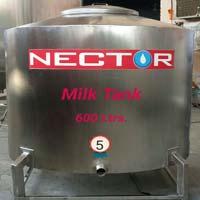 Steel Milk Tank