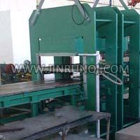 Rubber Sheet Vulcanizing Press
