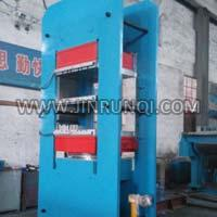 Solid Tire Vulcanizing Press