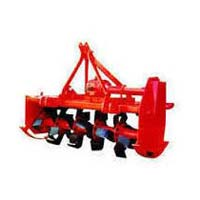 Mini Tractor Rotavator