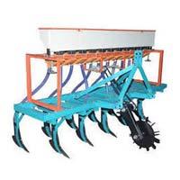 Seed Fertilizer Drill Machine