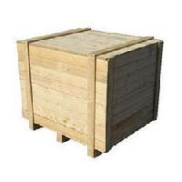 Corrugated Wooden Packaging Boxes