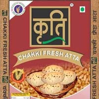 Whole Wheat Flour (chakki Atta)