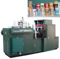 Fully Automatic Paper Cup & Glass Making Machine