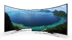 Samsung 55 Inch Uhd Curved Led Tv