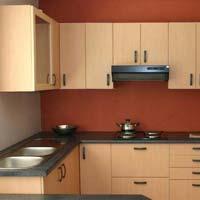 Compact Modular Kitchen