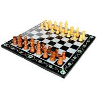 Marble Chess Table Tops