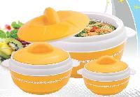 Plastic Insulated Casseroles Hotpot Casserole
